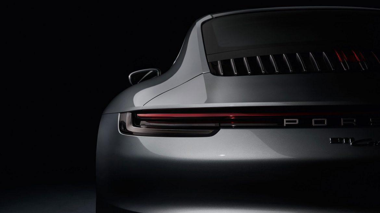 New Porsche 911 - Type 992 - Dress\'up Decoration votre ...